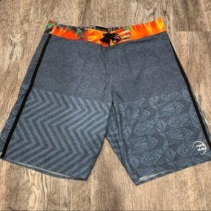 Billabong Platinum Recycler PX2 Board Shorts 32